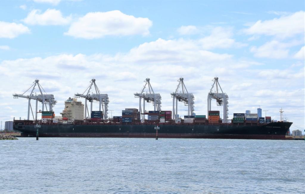 Photos de navires Luxembourgeois Armateur enre Belgique M Maersk10