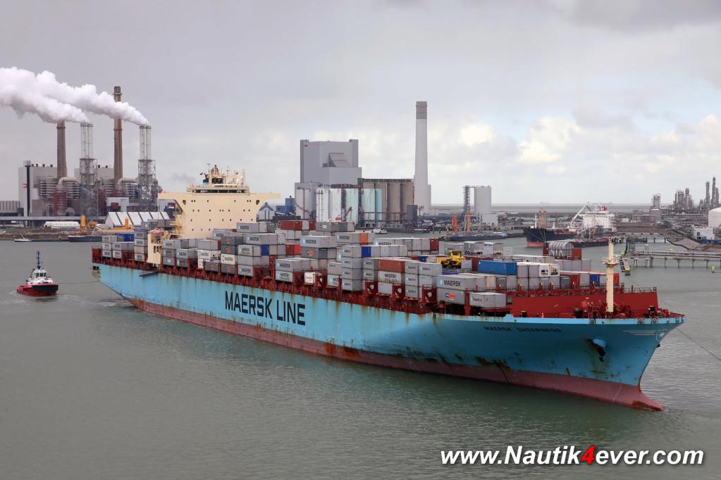 Photos de navires Luxembourgeois Armateur enre Belgique M Maersk11