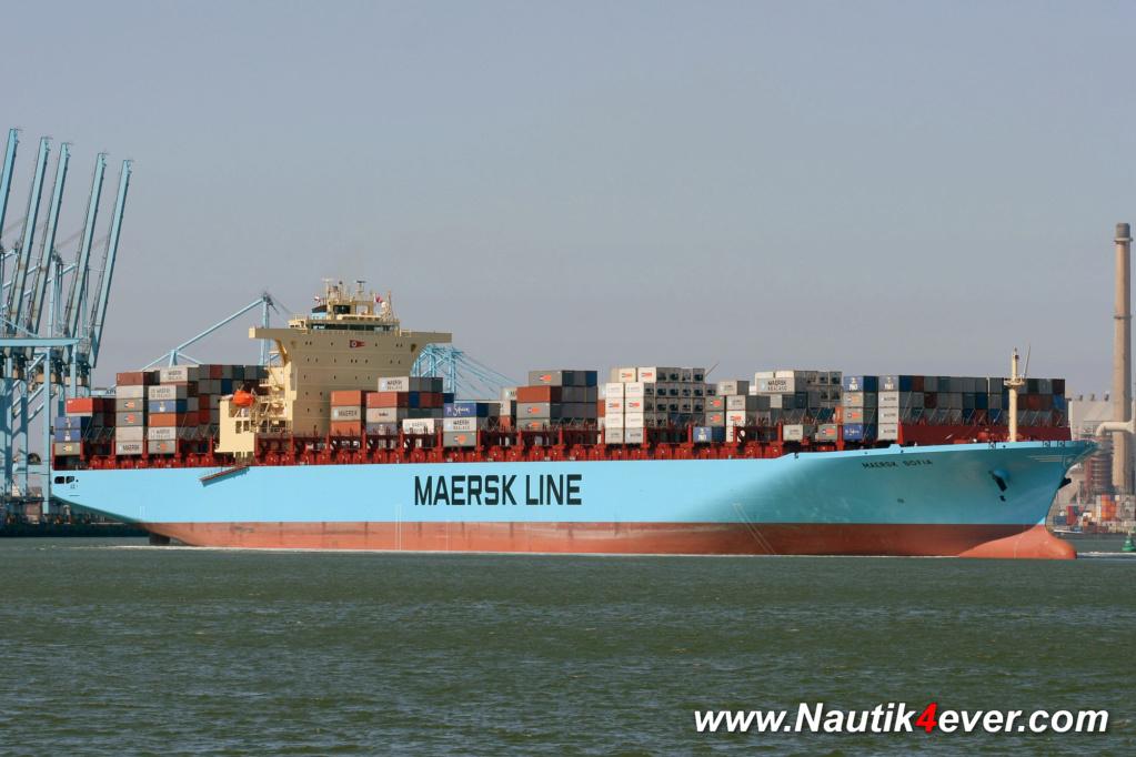 Photos de navires Luxembourgeois Armateur enre Belgique M Maersk12