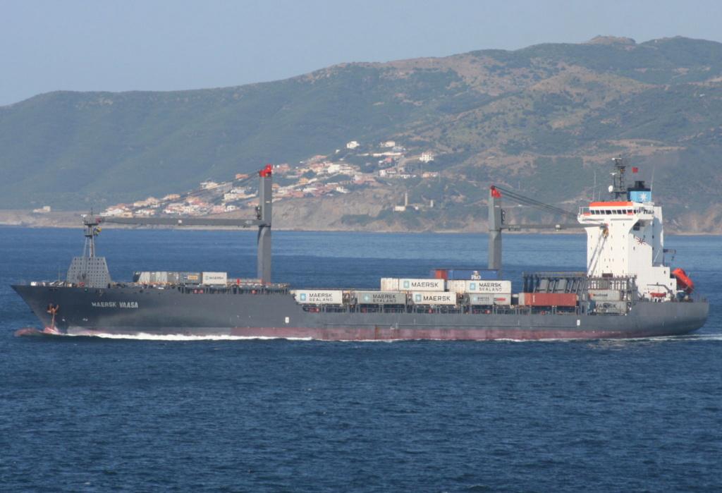 Photos de navires Luxembourgeois Armateur enre Belgique M Maersk14