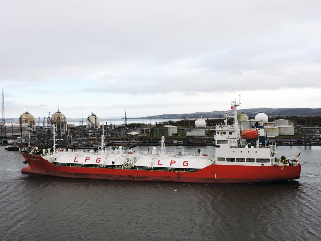 Photos des Navires Belge au 20-05-2020 (M) Magdal11