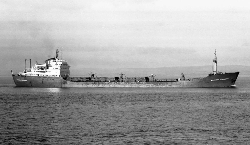 Photos Navires du monde construit entre 1950-1960 (2) Magdal12