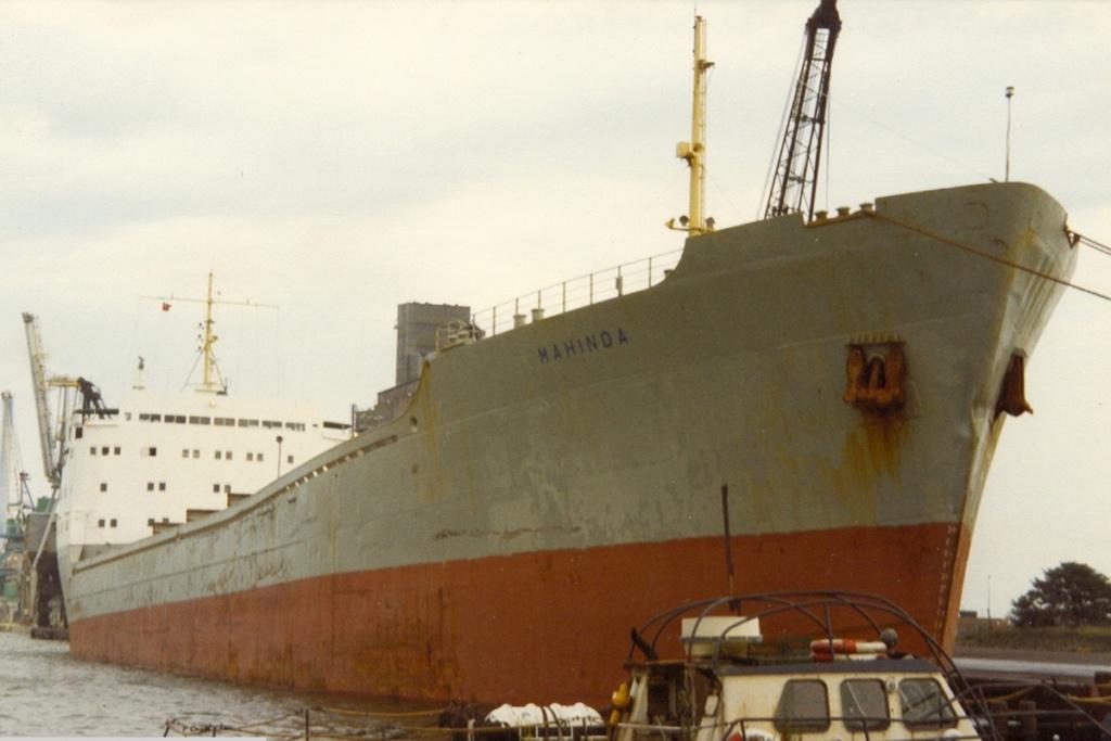 Photos Navires du monde construit entre 1950-1960 (4) Mahind10