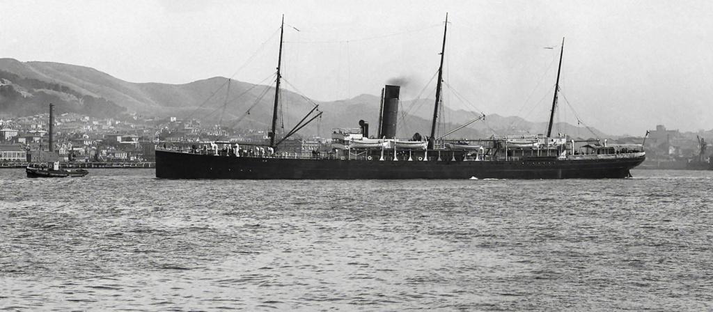 Photos General cargo avant 1940 (Plus 3000gt) 25 Maitai10