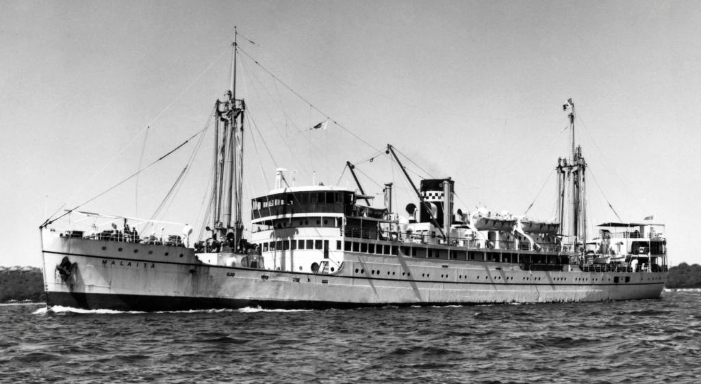 Photos General cargo avant 1940 (Plus 3000gt) 25 Malait10