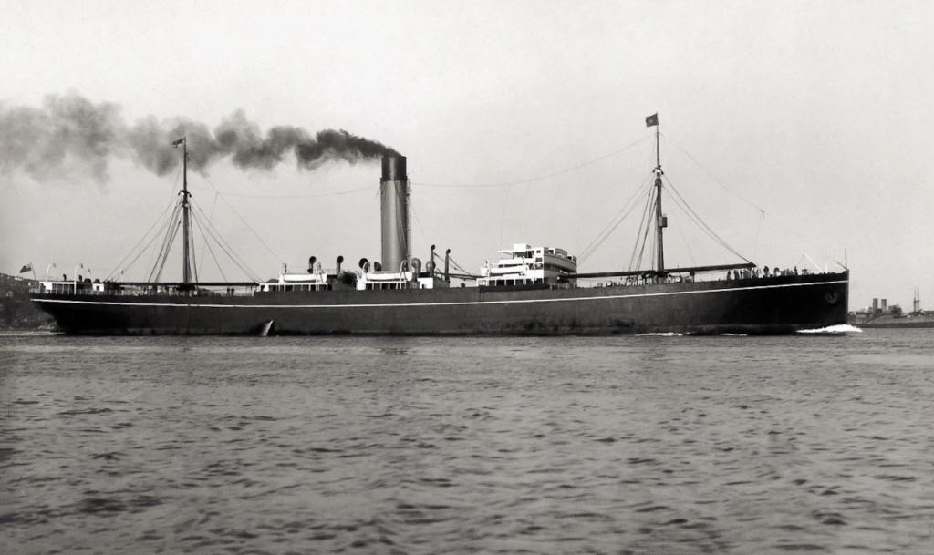 Photos General cargo avant 1940 (Plus 3000gt) 25 Mamari11
