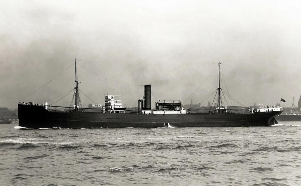 Photos General cargo avant 1940 (Plus 3000gt) 25 Manche15
