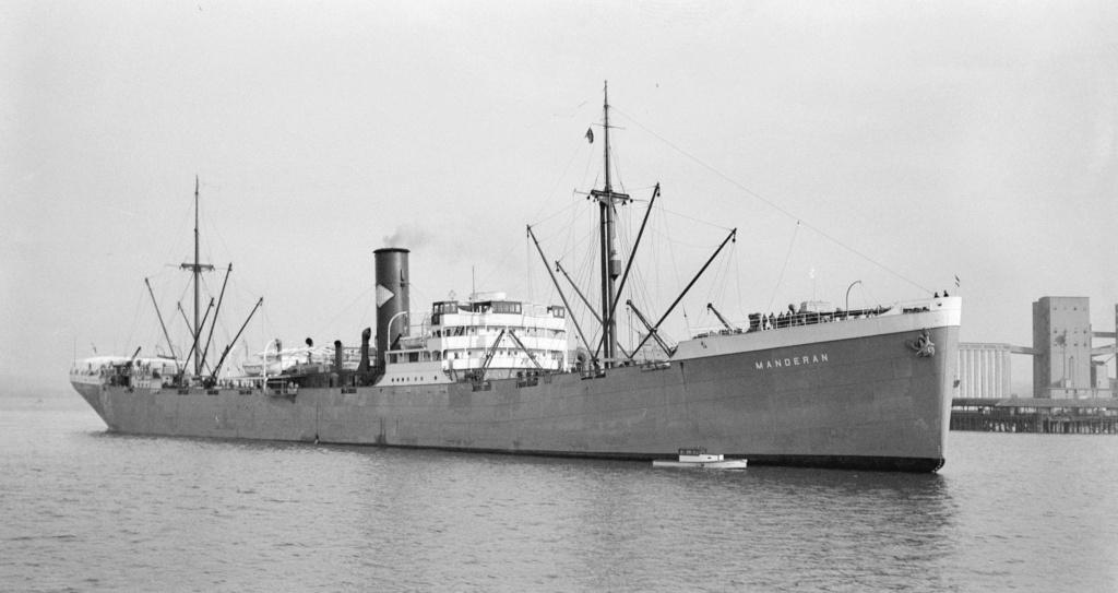 Photos General cargo avant 1940 (Plus 3000gt) 16 Manoer10