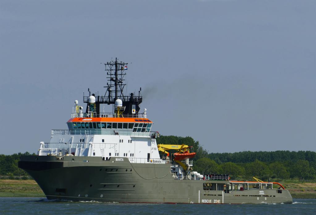 Photos des Navires Belge de la marchande,Fluviale et Pêche 2 Manta_10