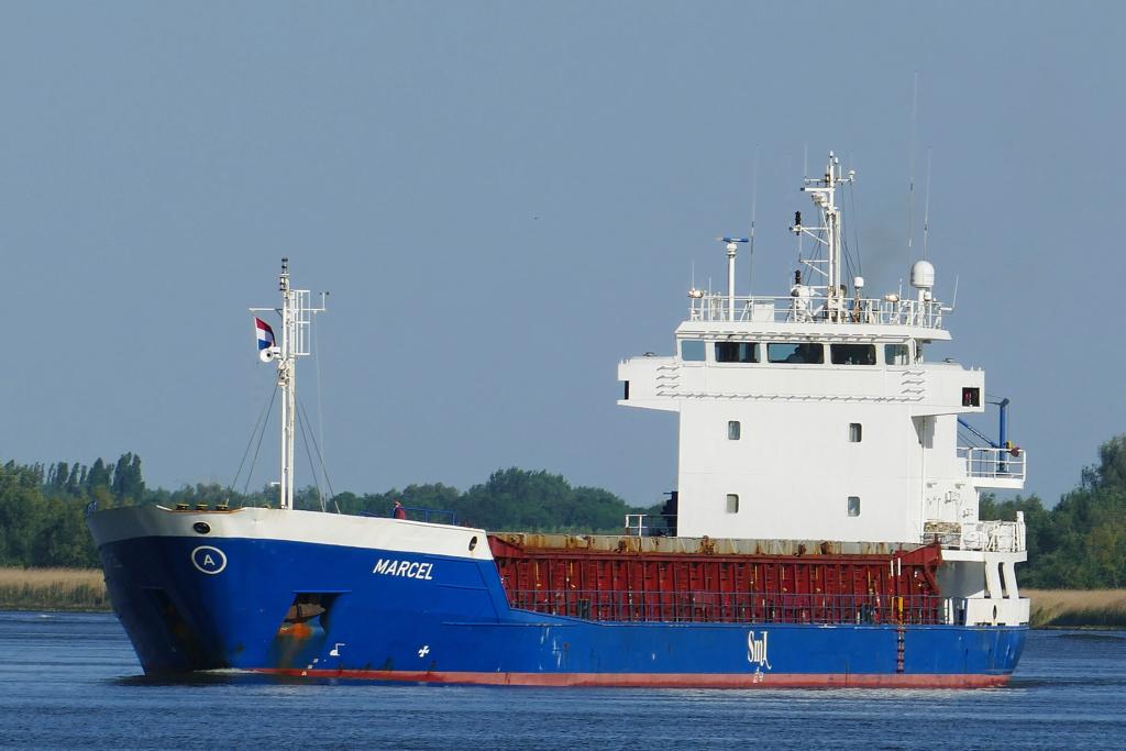 Photos des Navires Belge de la marchande,Fluviale et Pêche 2 Marcel12