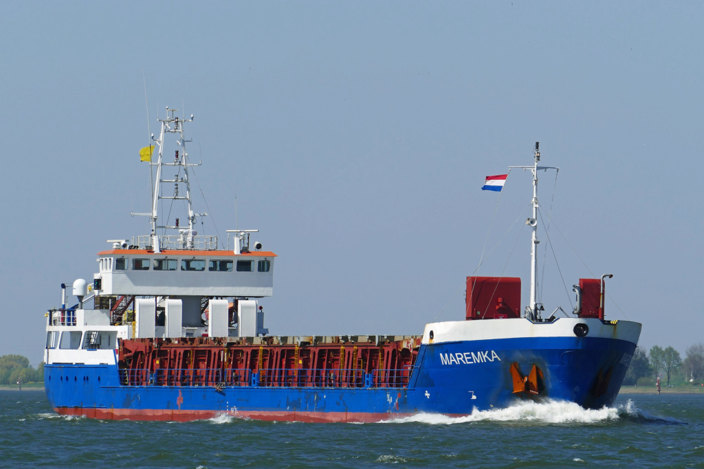 Photos des Navires Belge au 20-05-2020 (M) Maremk11