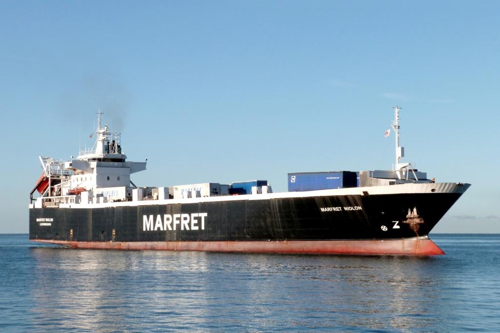 Photos de navires Luxembourgeois Armateur enre Belgique M Marfre10