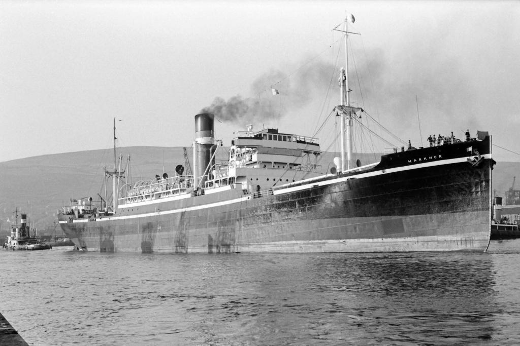 Photos General cargo avant 1940 (Plus 3000gt) 17 Markho10