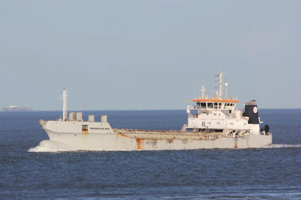 Photos de navires Luxembourgeois Armateur enre Belgique M Marqui10