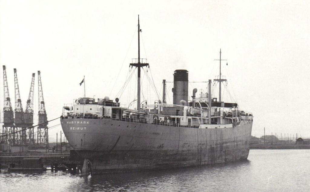 Photos General cargo avant 1940 (Plus 3000gt) 20 Maryma10
