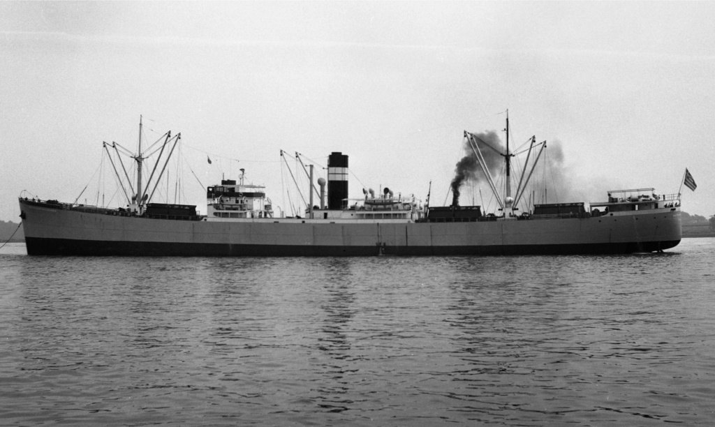 Photos General cargo avant 1940 (Plus 3000gt) 25 Master12