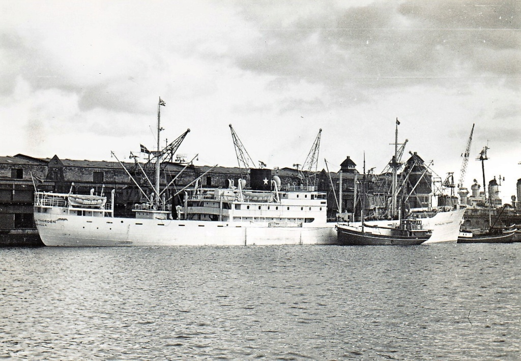 Photos General cargo avant 1940 (Plus 3000gt) 7  Mathil10