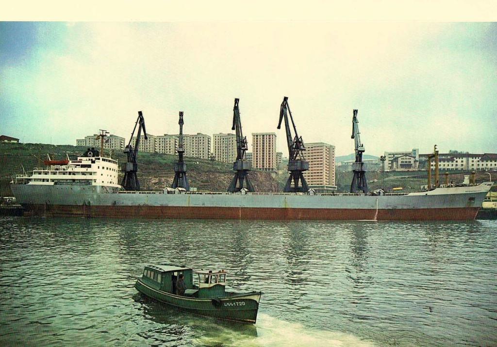 Photos Navires du monde construit entre 1950-1960 (6) Meerdr12
