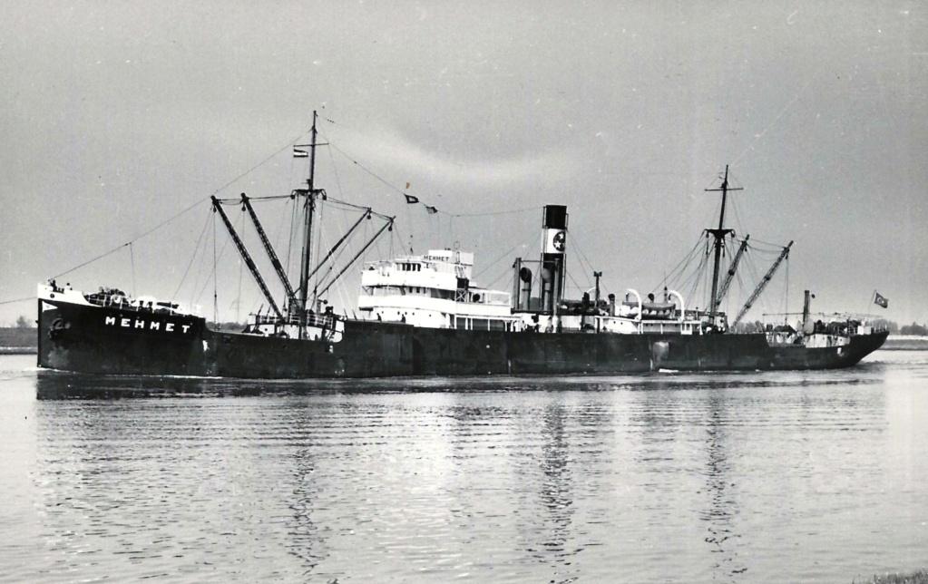 Photos General cargo avant 1940 (Plus 3000gt) 17 Mehmet10