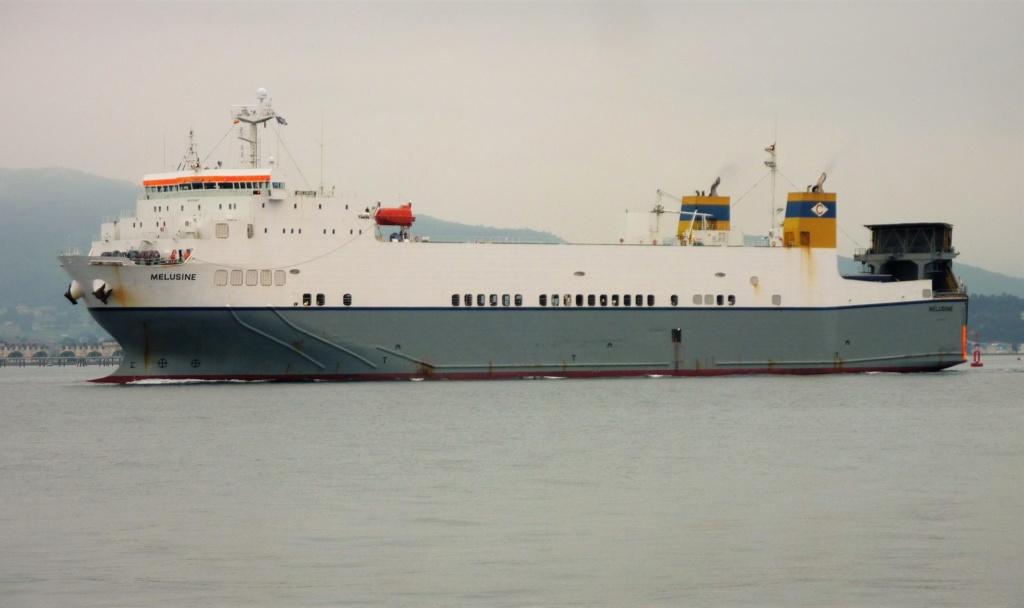Photos des Navires Belge de la marchande,Fluviale et Pêche 2 Melusi11