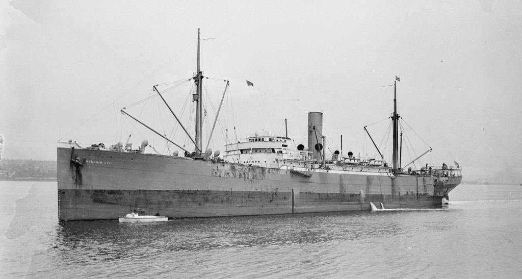 Photos General cargo avant 1940 (Plus 3000gt) 9 Memphi10