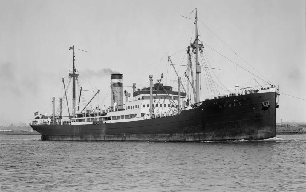 Photos General cargo avant 1940 (Plus 3000gt) 13 Menes10