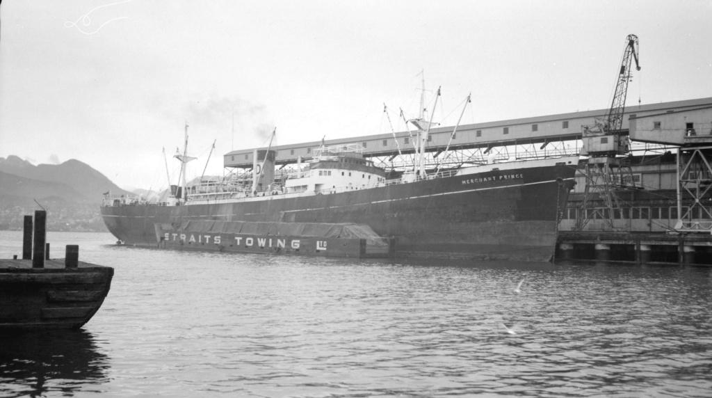 Photos General cargo avant 1940 (Plus 3000gt) 11 Mercha10
