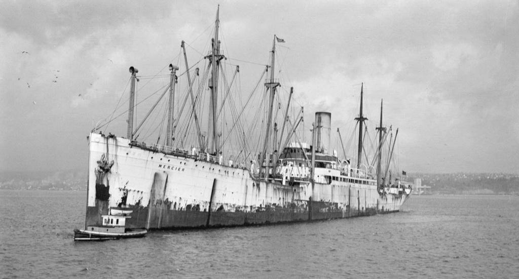 Photos General cargo avant 1940 (Plus 3000gt) 17 Mercie10