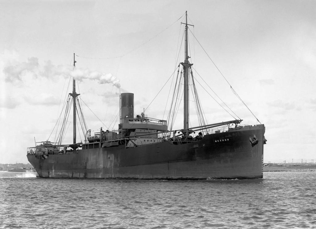 Photos General cargo avant 1940 (Plus 3000gt) 11 Mernoo10