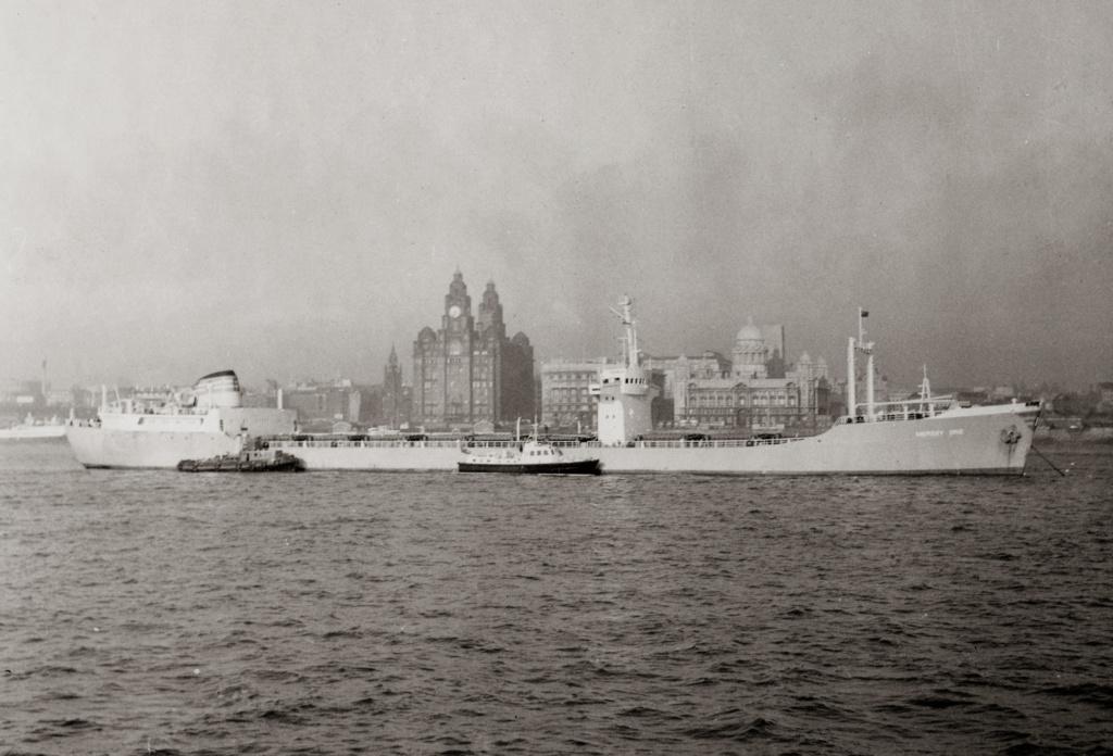 Photos Navires du monde construit entre 1950-1960 (6) Mersey10