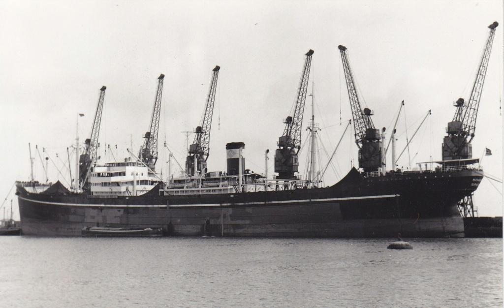 Photos General cargo avant 1940 (Plus 3000gt) 20 Michal10
