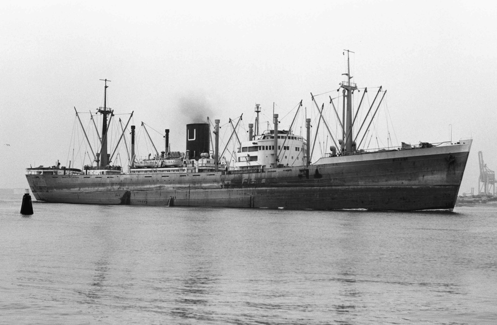 Photos General cargo avant 1940 (Plus 3000gt) 1  Millst10