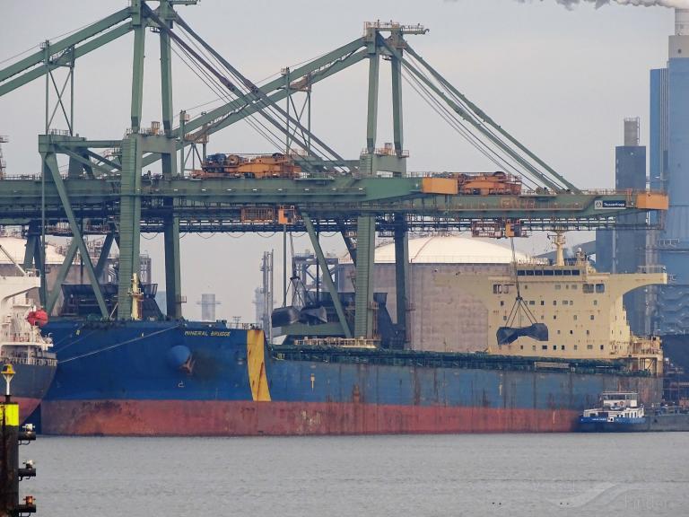 Photos des Navires Belge au 20-05-2020 (M) Minera10