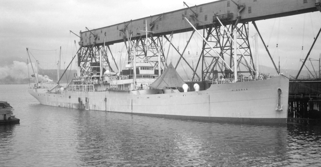 Photos General cargo avant 1940 (Plus 3000gt) 13 Minerv10
