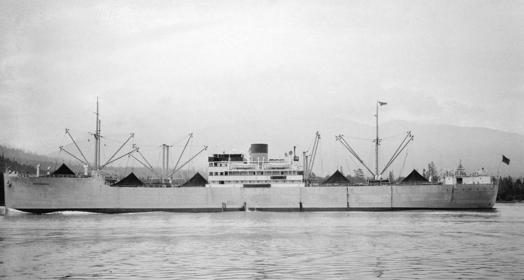 Photos General cargo avant 1940 (Plus 3000gt) 11 Mirrab10