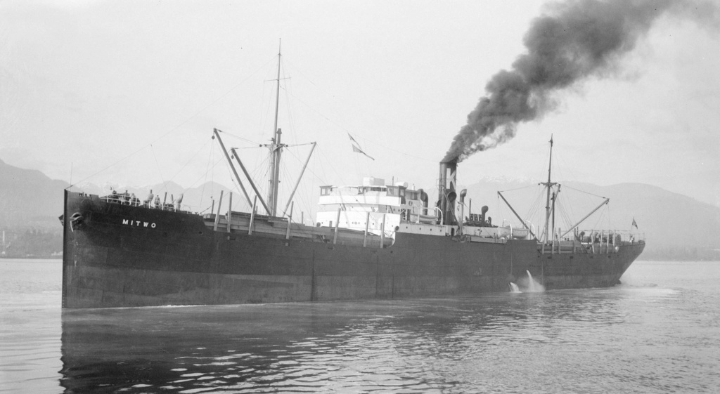 Photos General cargo avant 1940 (Plus 3000gt) 11 Mitwo10