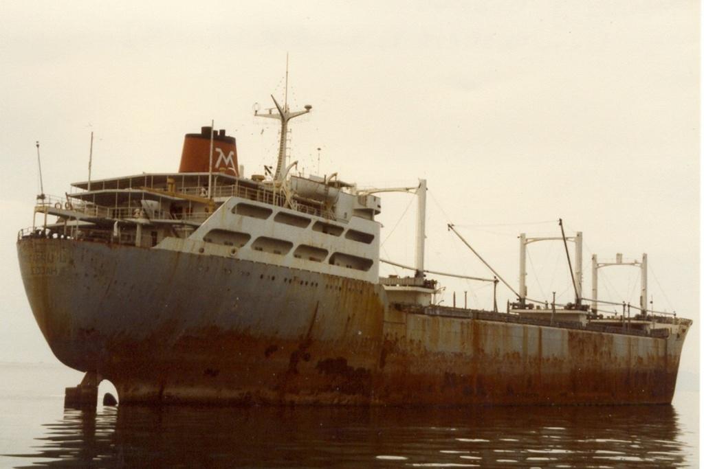 Photos Navires du monde construit entre 1950-1960 (4) Mofarr11