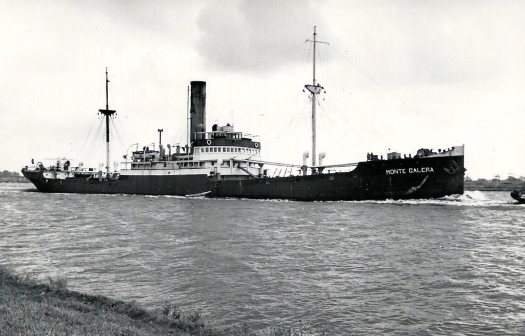 Photos General cargo avant 1940 (Plus 3000gt) 16 Monte_11