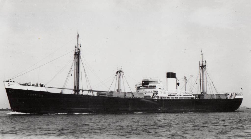 Photos General cargo avant 1940 (Plus 3000gt) 7  Montev10