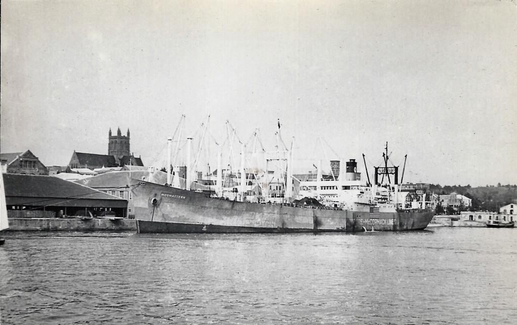 Photos General cargo avant 1940 (Plus 3000gt) 7  Mormac10