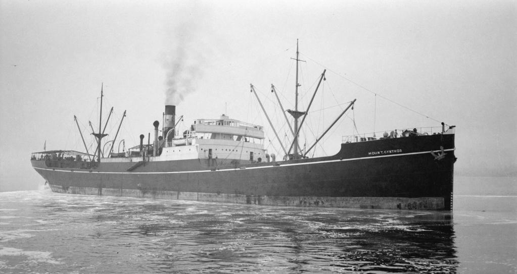 Photos General cargo avant 1940 (Plus 3000gt) 11 Mount_14