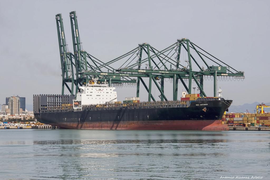 Photos de navires Luxembourgeois Armateur enre Belgique M Msc_an10