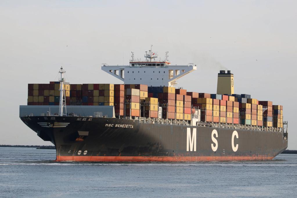 Photos de navires Luxembourgeois Armateur enre Belgique M Msc_be10