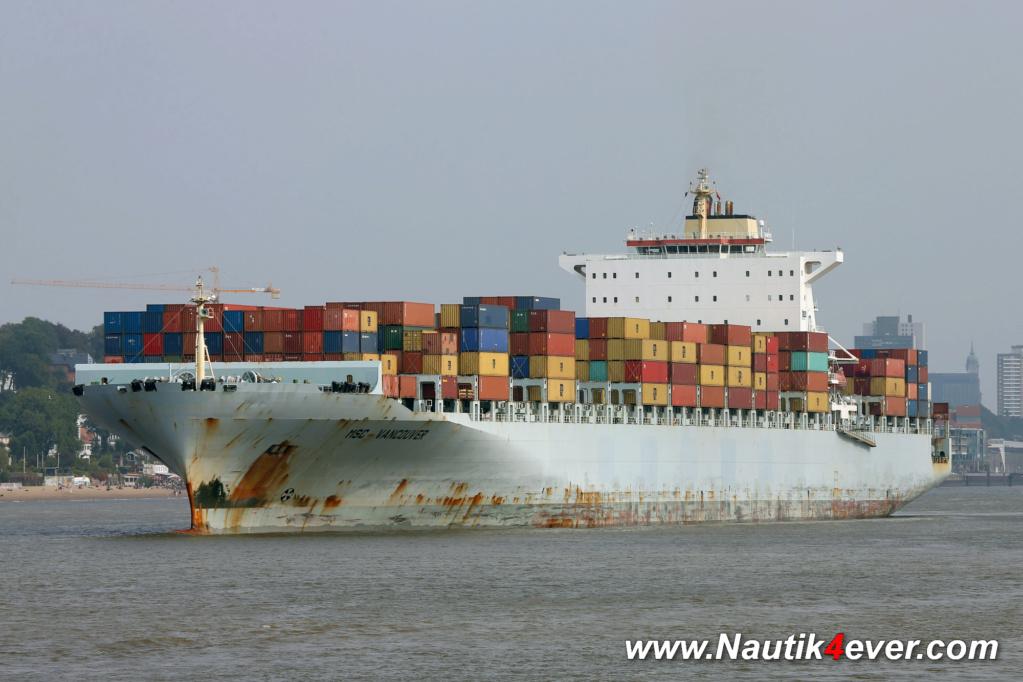 Photos de navires Luxembourgeois Armateur enre Belgique M Msc_va10