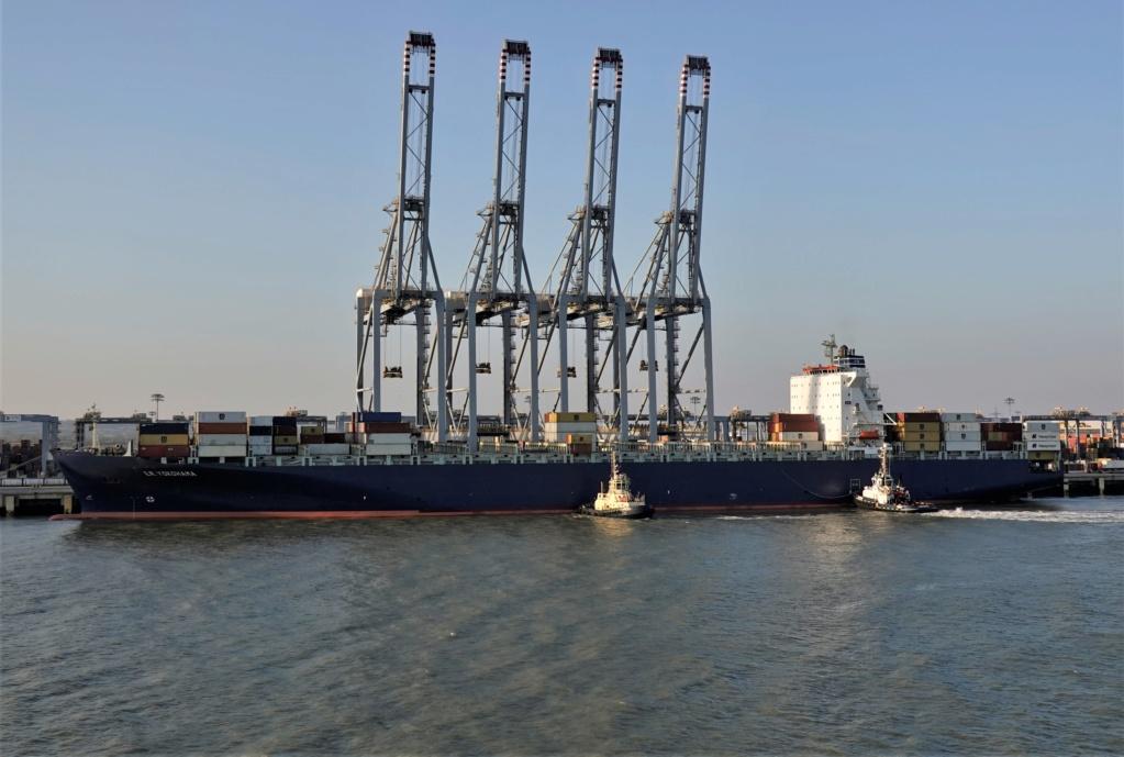 Photos de navires Luxembourgeois Armateur enre Belgique M Msc_yo10