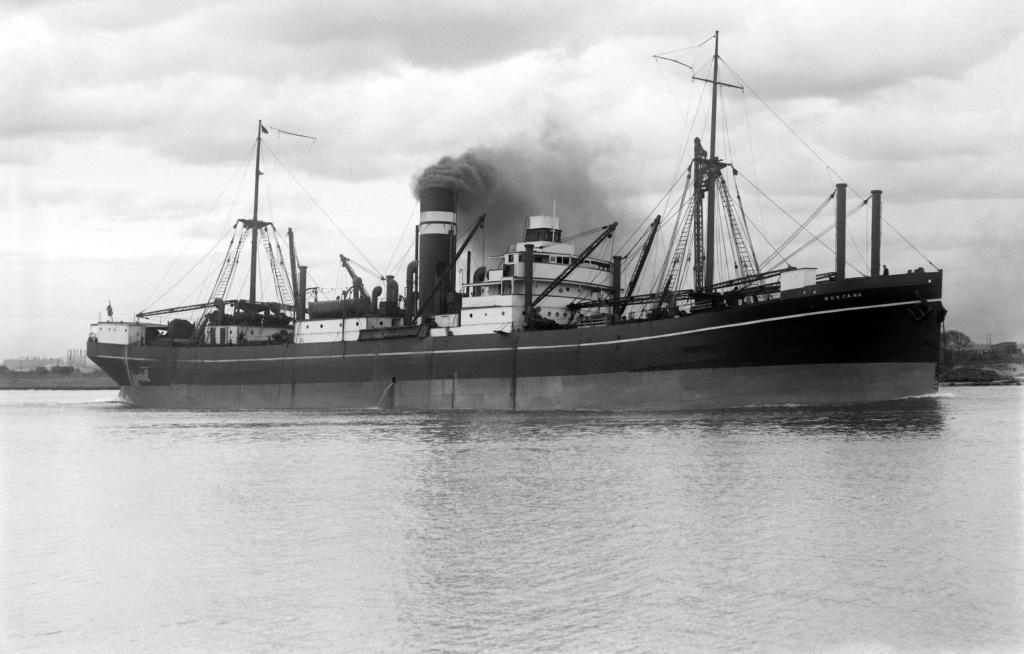 Photos General cargo avant 1940 (Plus 3000gt) 13 Mungan10