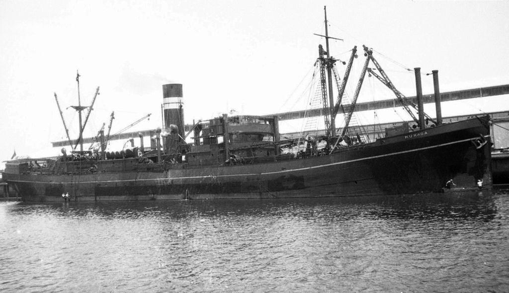 Photos General cargo avant 1940 (Plus 3000gt) 5  Murada10