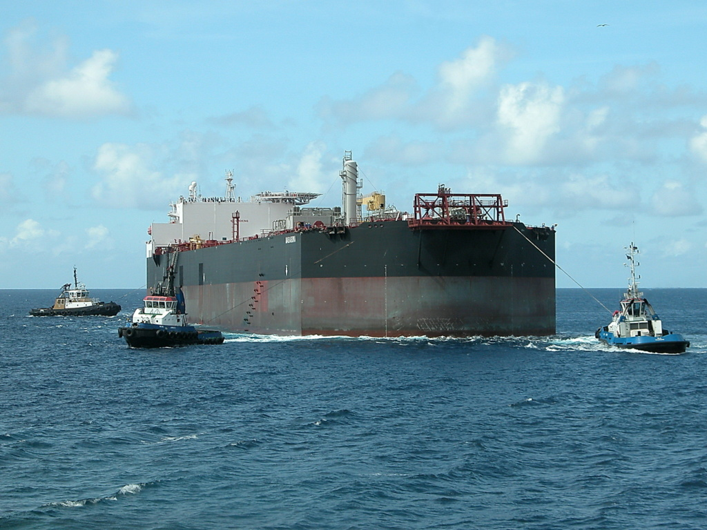 FSO NABARIMA with 173,000 tons of oil on board suffering wat Nabari10