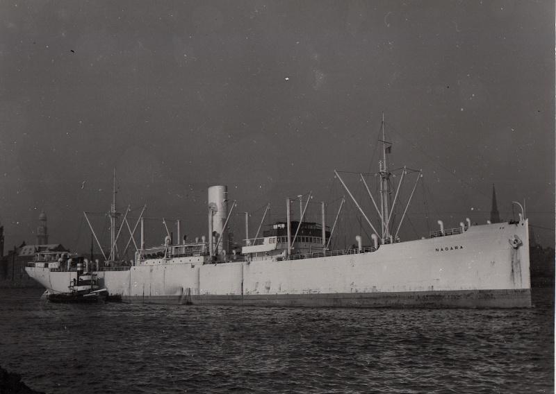 Photos General cargo avant 1940 (Plus 3000gt) 7  Nagara10