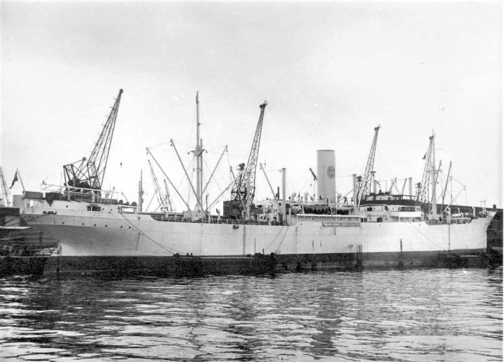 Photos General cargo avant 1940 (Plus 3000gt) 7  Nagara11